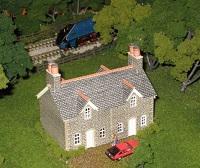 N Gauge Layouts - N Scale Buildings For Model Railroads