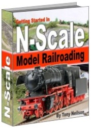 n scale layouts book
